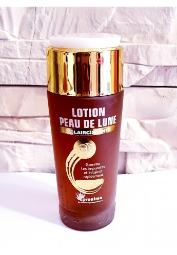 LOTION PEAU DE LUNE marron