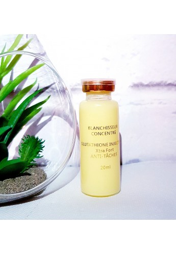 SERUM CONCENTRE GLUTAHION INJECT