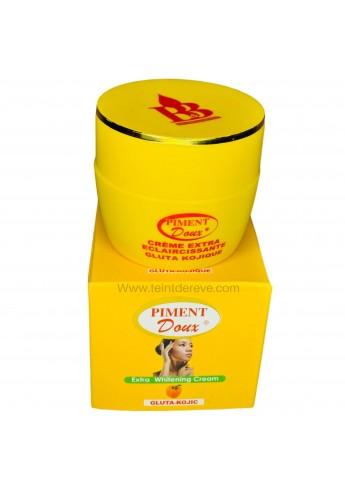 Piment Doux Plus Crème Eclaircissante