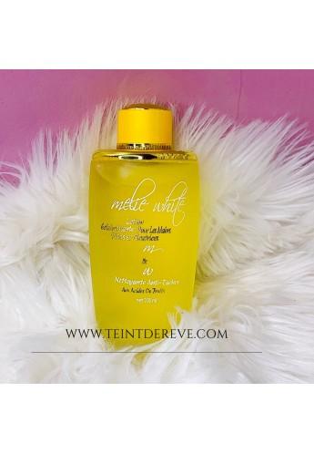 lotion melie white jaune